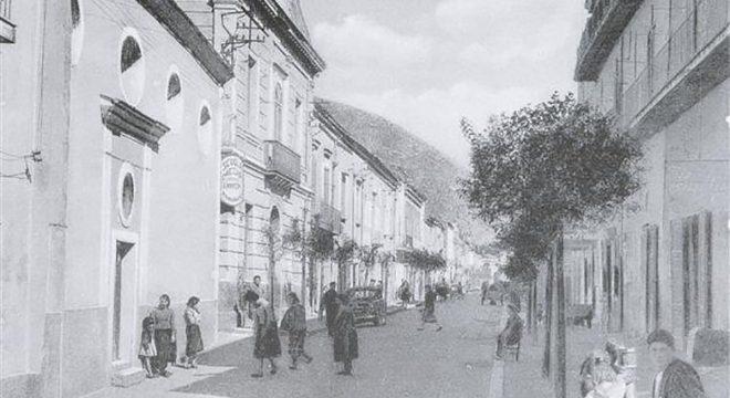 C'era una volta Mondragone – Corso Umberto I