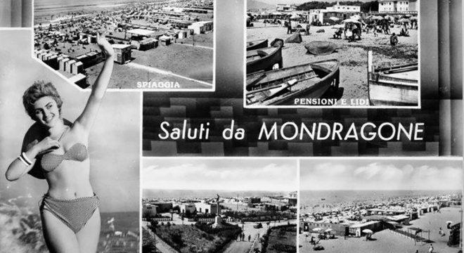 C'era una volta Mondragone – Cartolina