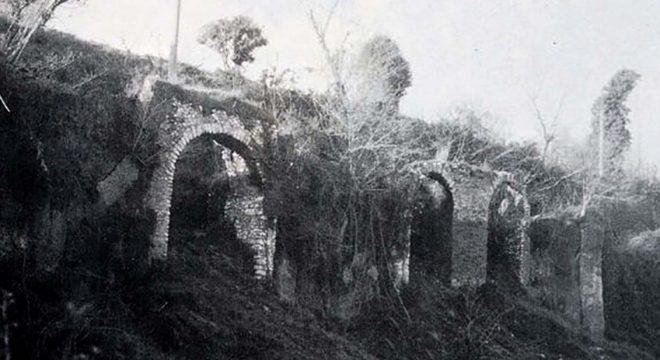 Acquedotto Romano 1° SEC. d.C.