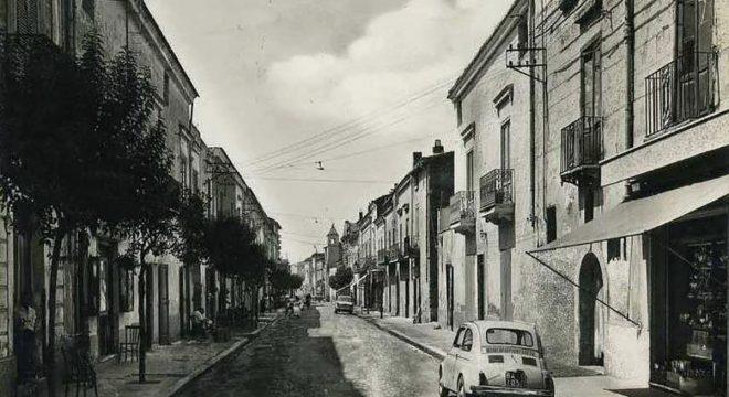 C'era una volta…Mondragone – Corso Umberto I
