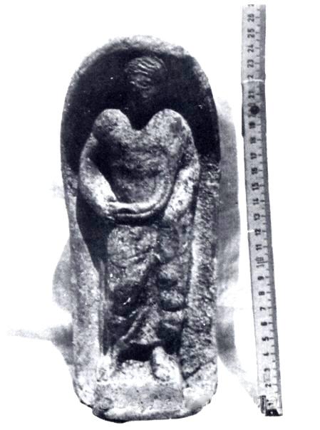 Statuetta fittile femminilemod