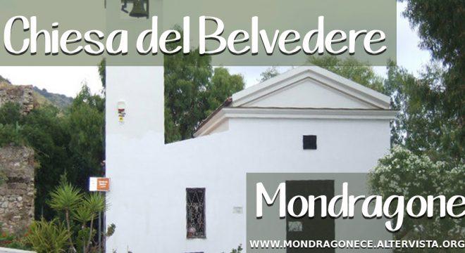Chiesa del Belvedere Mondragone