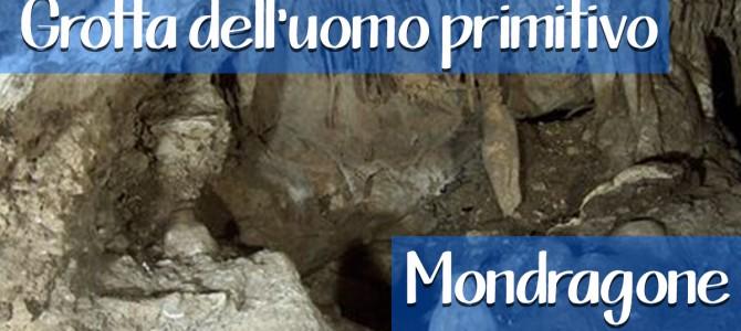 Grotta dell'uomo Primitivo Mondragone Loc. S. Sebastiano
