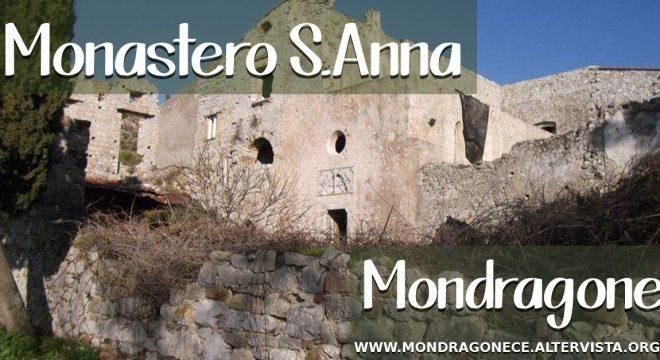 """Monastero di Sant'Anna """"De Acquis Vivis"""""""