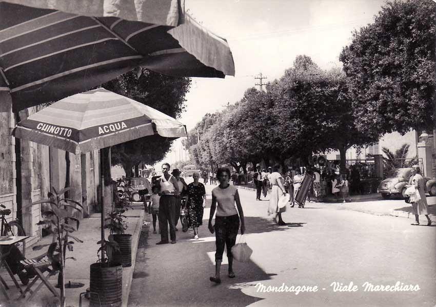 viale Marechiaro 1958