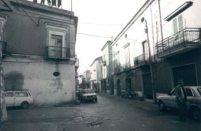C'era una volta Mondragone Corso Umberto I