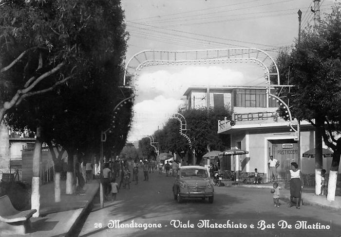 C'era una volta Mondragone (Viale Marechiaro)