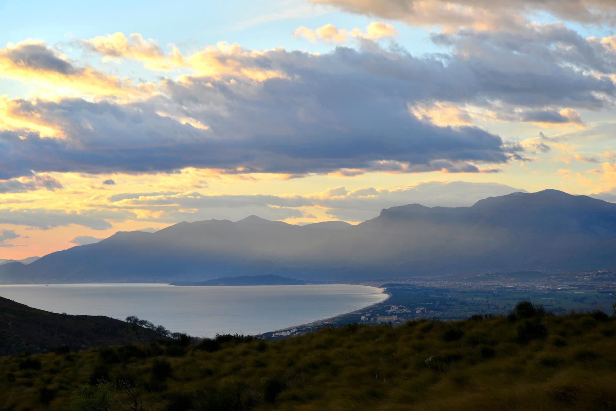 Panorama Monte Petrino Foto HD