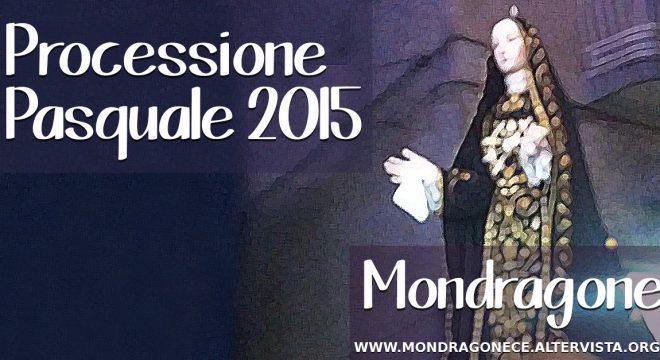Processione Pasquale 2015 Mondragone