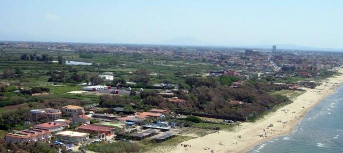Panorama Spiaggia Mondragone