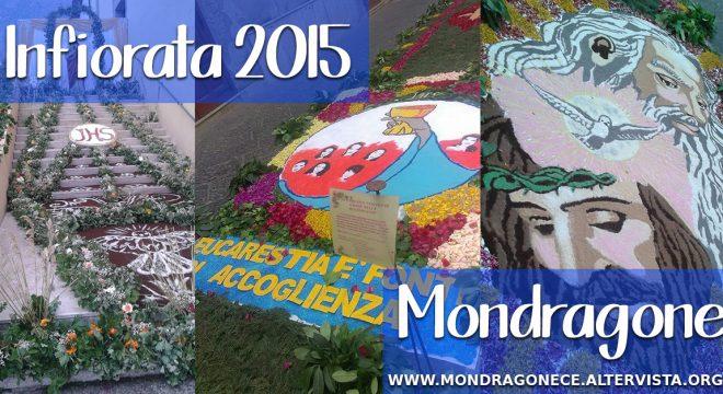 Infiorata 2015 Mondragone