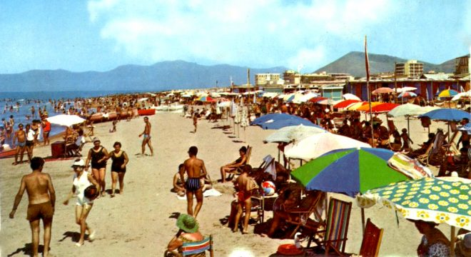 C'era una volta Mondragone – Spiaggia