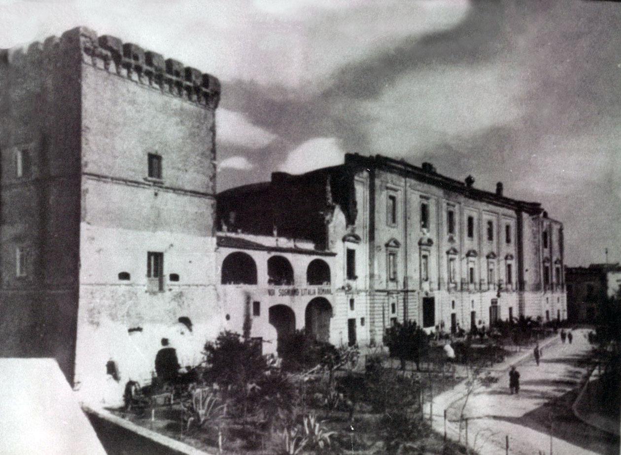 C'era una volta Mondragone – Palazzo Ducale