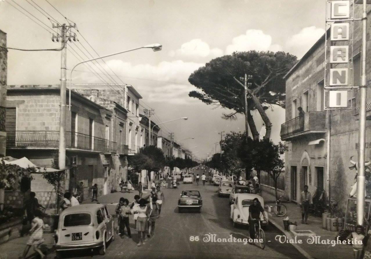 C'era una volta Mondragone – Viale Margherita