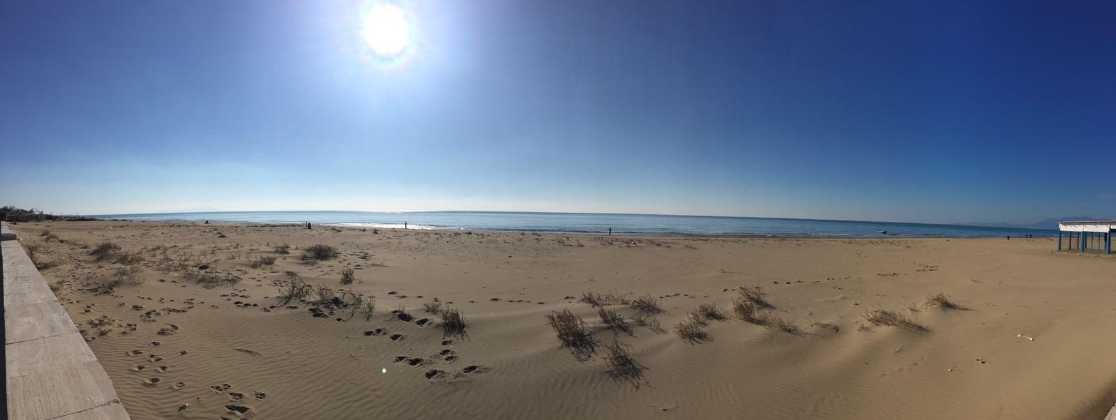 Spiaggia Novembre 2016 – Mondragone