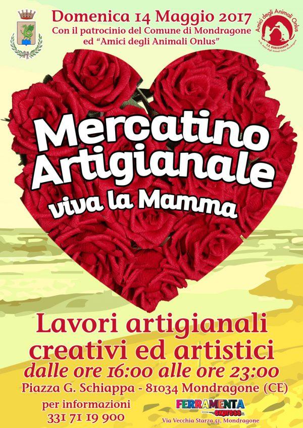 """Domenica 14 Maggio """"Mercatino Artigianale"""""""