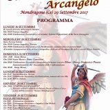 "Festa ""San Michele Arcangelo"" Programma"